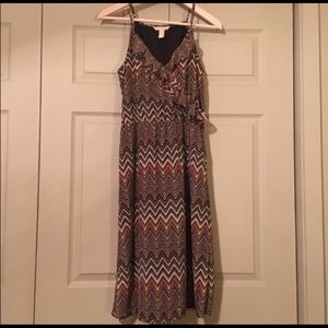 Banana Republic Factory Multi Color Dress